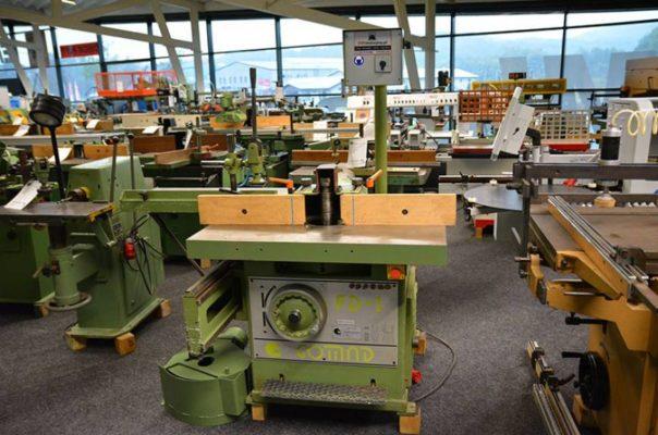 wycena maszyn do drewna